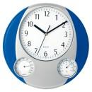 Zegar ścienny, stacja pogodowa V3251-04