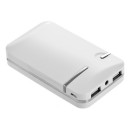 Power bank 7800 mAh, lampka LED V3387-02
