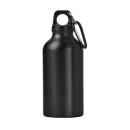 Butelka sportowa 400 ml z karabińczykiem  (V4659-03)