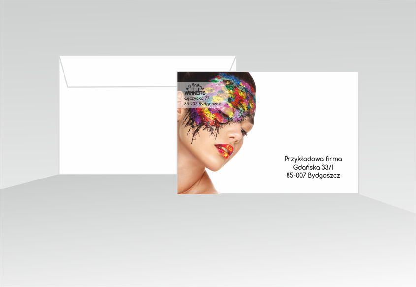 Personalizacja nadawcy z personalizacją odbiorcy