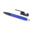 Długopis wielofunkcyjny, czyścik do ekranu, linijka, stojak na telefon, touch pen, śrubokręty  (V1849-04)