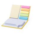 Zestaw do notatek, karteczki samoprzylepne  (V2922-08)